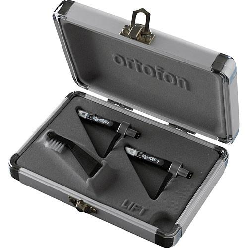 Ortofon Q.Bert - Concorde Series Cartridge and CC QBERT TWIN