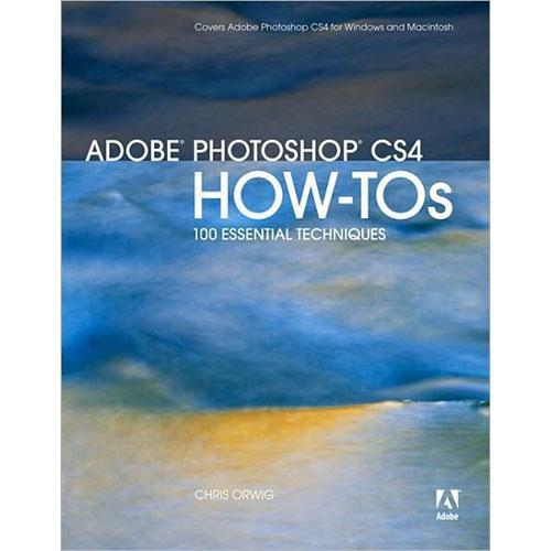 Pearson Education Book: Adobe Photoshop CS4 9780321577825