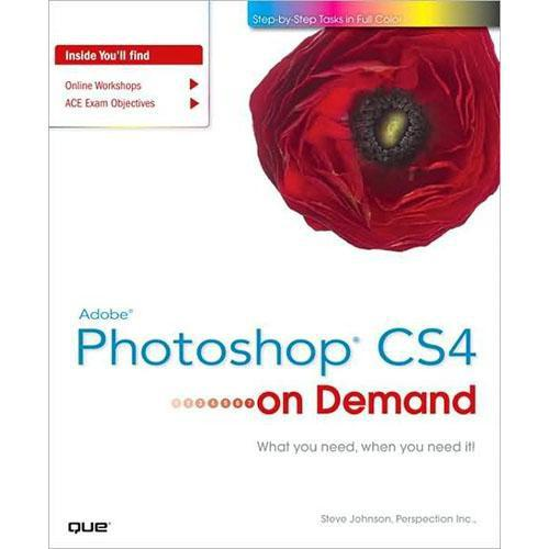 Pearson Education Book: Adobe Photoshop CS4 9780789738356