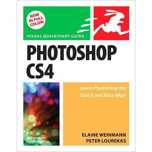 Pearson Education Book: Photoshop CS4 for Windows 9780321563651