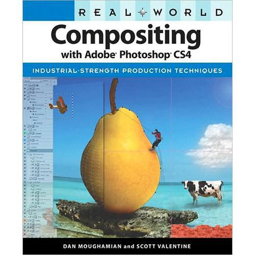 Pearson Education Book: Real World Compositing 9780321604538
