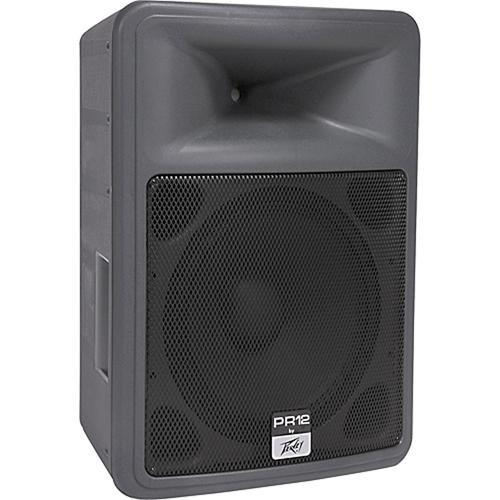 Peavey PR12 2-Way Portable PA Speaker with 12