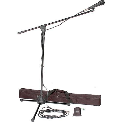 Peavey PV-MSP1 Complete Microphone and Stand Package 00579890