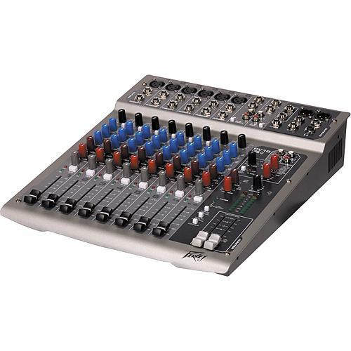 Peavey PV10 USB 10-Channel Recording Mixer with USB and 00512740