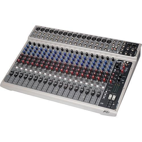 Peavey PV20 USB 20-Channel Recording Mixer with USB and 00513020