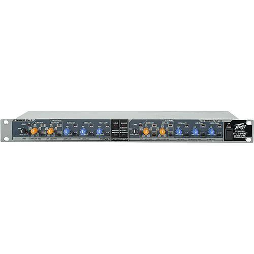 Peavey PV35XO Rackmount 3-Way Stereo/4-or-5 Way Mono 00573720