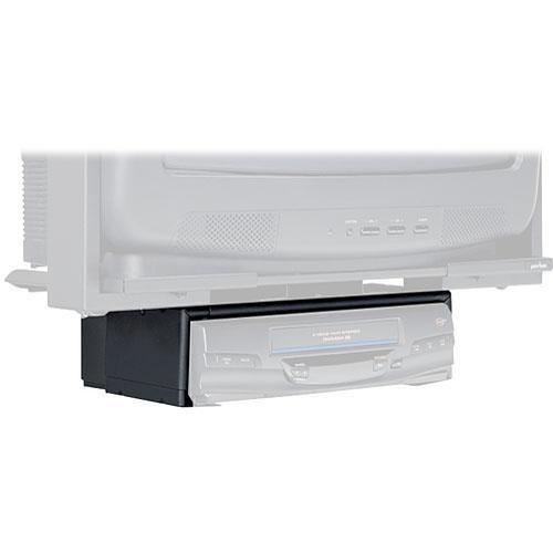 Peerless-AV  DS40 VCR/DVD/DVR Mount (Black) DS40