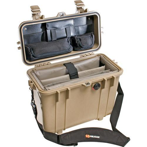 Pelican 1437 Top Loader 1430 Case with Office 1430-005-190