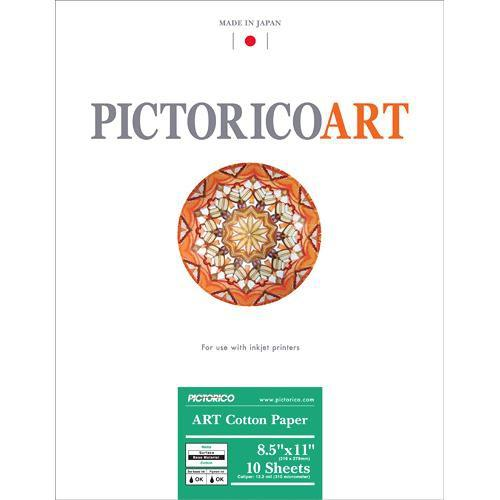 Pictorico ART Cotton Paper (8.5 x 11