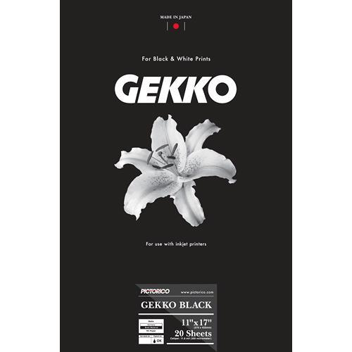 Pictorico Gekko Black (11 x 17