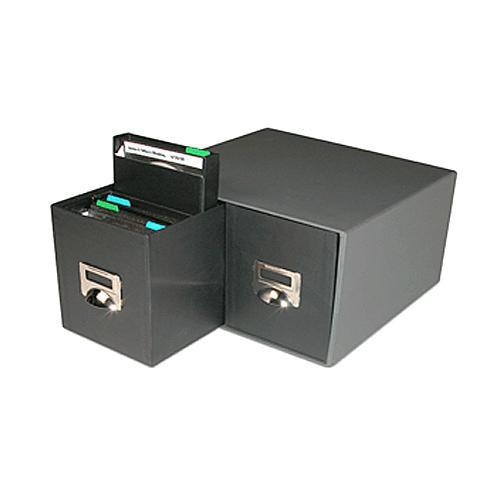 Print File Double Drawer CD/DVD Portfolio Box 270-1500