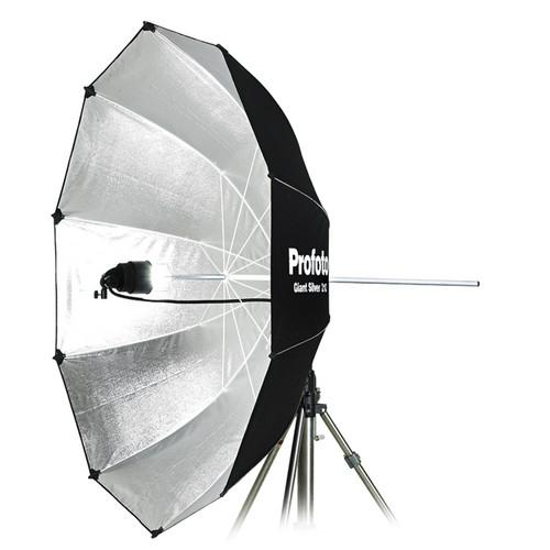 Profoto Giant Umbrella, Silver - 7' (210 cm) 100317
