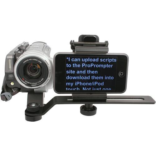 ProPrompter ProPrompter Wing with LCD Mount & PP-WING-MDCLIP