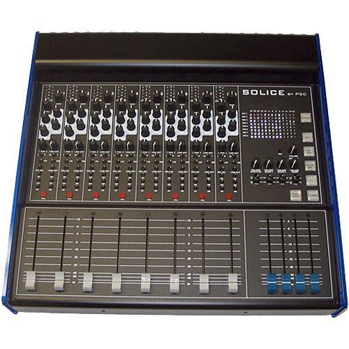 PSC Solice Audio Mixer - Film and Video Production FPSCSOLICE