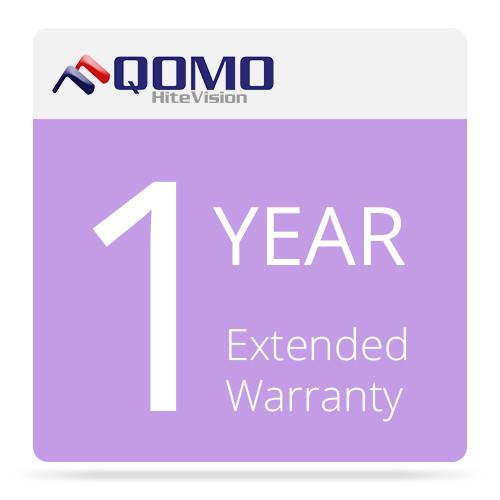 QOMO HiteVision QVW01 1-Year Extended Warranty for Visual QVW01
