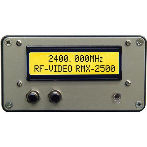 RF-Video  RMX-2500 2.4 GHz Receiver RMX-2500