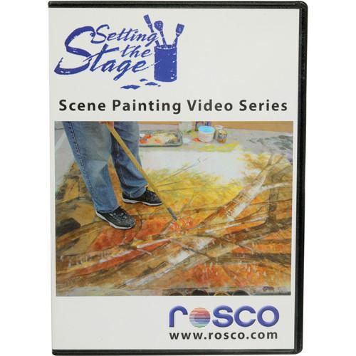 Rosco DVD: Setting the Stage with Cathy Poppe 156088800001
