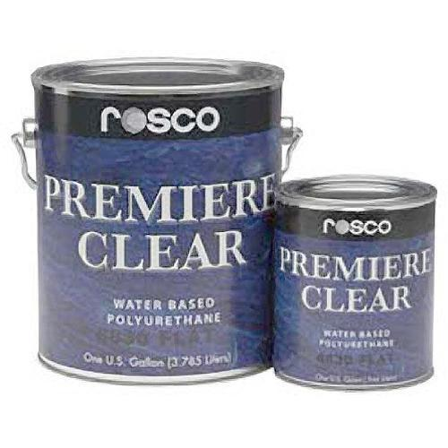 Rosco  Premiere Clear Flat Paint 150068300032