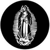 Rosco Standard Steel Gobo #78516B Lady of Guadalupe 250785160860