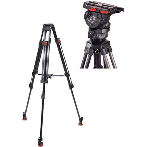 Sachtler 0775B-785 FSB-8 with Speed Lock and Sony PD 0775B785