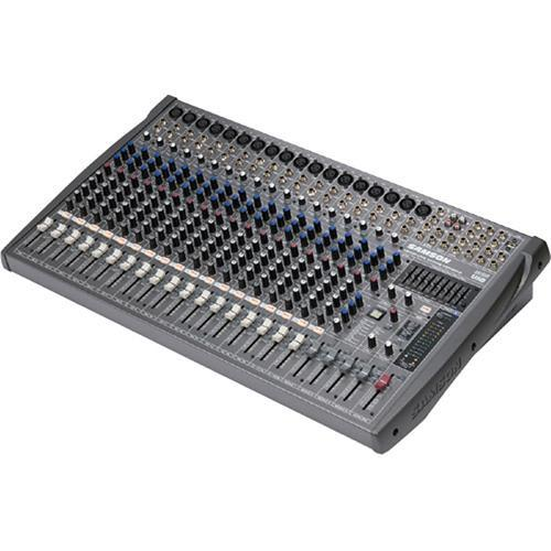 Samson L2000 20-Channel, 4-Bus Compact Live Sound SAL2000