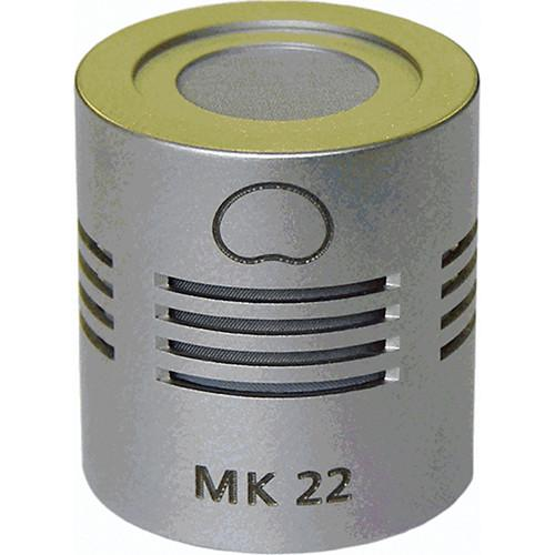 Schoeps MK22 Open Cardioid Capsule for the CCM 22 MK 22NI