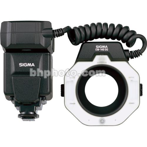 Sigma EM-140 DG TTL Macro Ringlight Flash for Pentax F309109