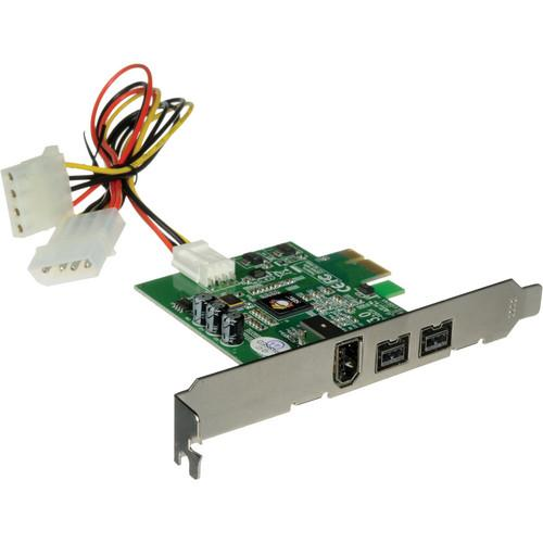 SIIG FireWire-800 PCI Express x1 Host Adapter NN-E38012-S3