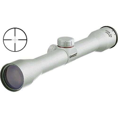Simmons  22 MAG 4x32 Riflescope  (Silver) 561033