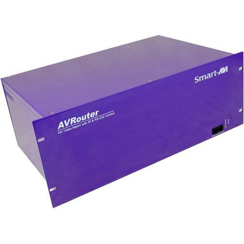 Smart-AVI AV32X32S AVRouter32 High Resolution Switcher AV32X32S