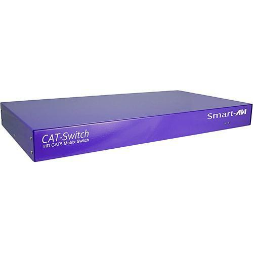Smart-AVI CSWP16X08S CATSWITCH 16x8 Matrix with IR CSWP16X08S
