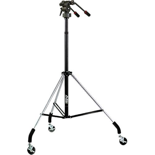 Smith-Victor Dollypod V Wheeled Tripod with Pro-5 2-Way 700000