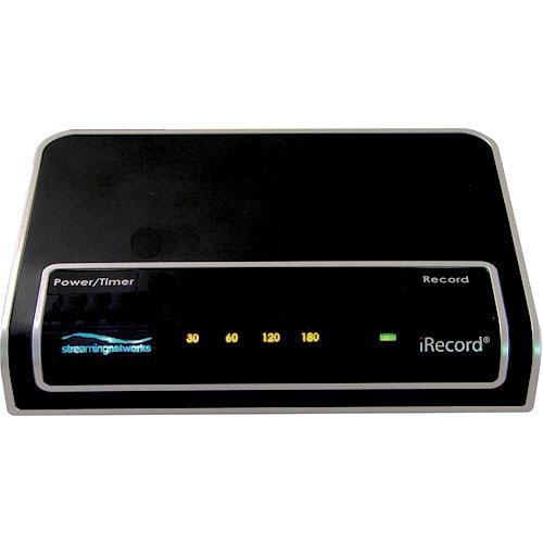 Streaming Networks iRecord Pro Personal Media PMR-200 BLK