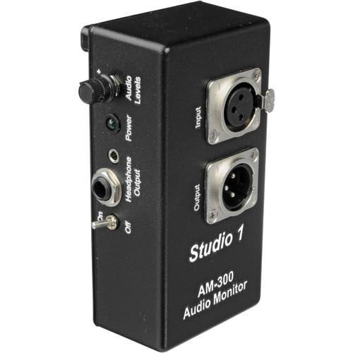 Studio 1 Productions AM-300 Headphone Monitor Amplifier AM-300