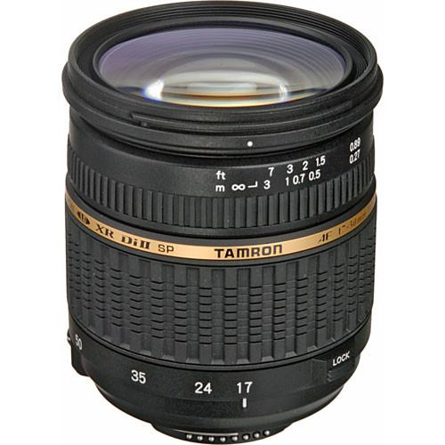 Tamron 17-50mm f/2.8 XR Di-II LD Aspherical [IF] Autofocus Lens
