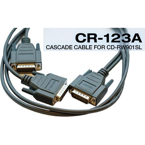 Tascam CR123A 1 x 1 Recording Cable for CD-RW901 (2 m) CR-123A