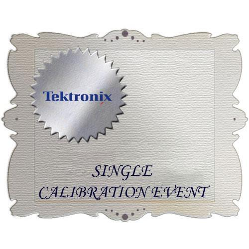 Tektronix CA1 Calibration Service for ECO422 ECO422-CA1