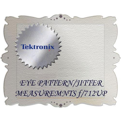 Tektronix  EYE Upgrade for WVR7120 WVR712UP EYE