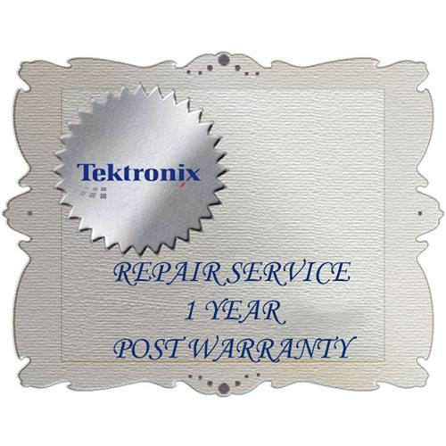Tektronix R1PW Product Warranty and Repair Coverage WVRRFP-R1PW