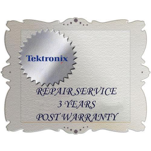 Tektronix R3DW Product Warranty and Repair Coverage HDLG7-R3DW