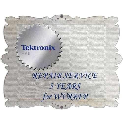 Tektronix R5 Product Warranty and Repair Coverage WVRRFP R5