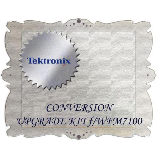 Tektronix WFM71UP-CV Conversion Upgrade Kit WFM71UP-CV
