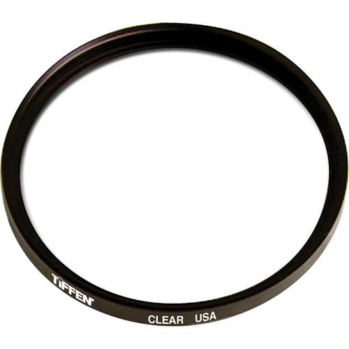 Tiffen 125mm Coarse Thread Clear Uncoated Filter 125CCLRUN
