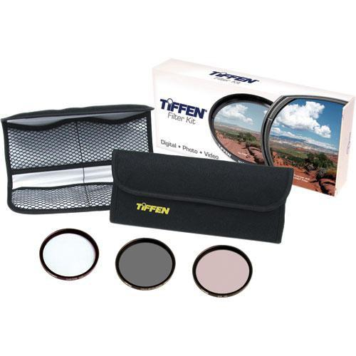 Tiffen  72mm Video Essentials DV Kit 3 72DVEK3