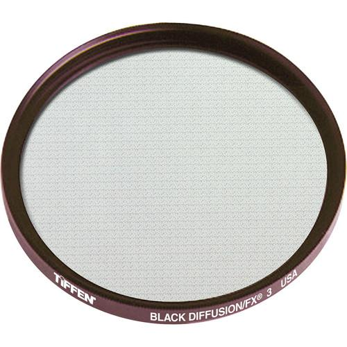 Tiffen Filter Wheel 1 Black Diffusion/FX 3 Filter FW1BDFX3