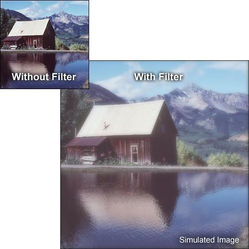 Tiffen Filter Wheel 1 Fog Effect 1/2 Glass Filter FW1F12