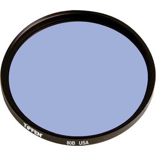 Tiffen Filter Wheel 3 80B Color Conversion Filter FW380B
