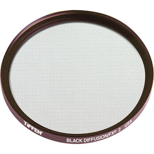 Tiffen Filter Wheel 3 Black Diffusion/FX 2 Filter FW3BDFX2