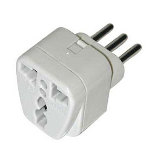 Travel Smart by Conair NWG-11C Grounded Adapter Plug USA NWG-11C