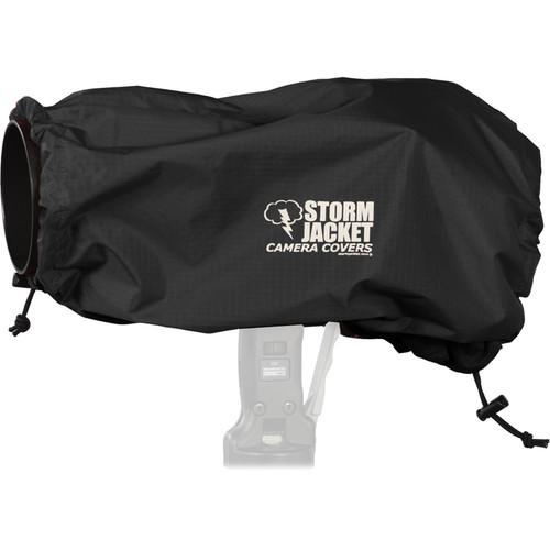 Vortex Media Pro SLR Storm Jacket Camera Cover, Medium P-SJ-M-B